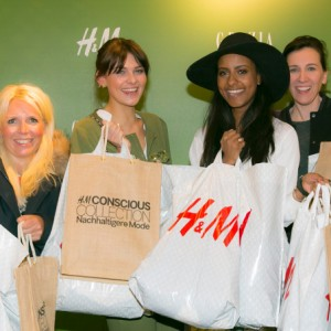 Exclusive shopping night with H&M!