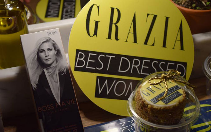 Grazia Shopping Night and Best Dressed Woman