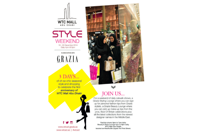 Style Weekend with WTC