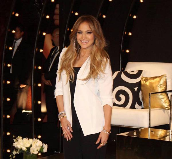 Meet J Lo with Grazia and Coppel