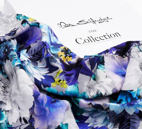 Miss Selfridge Scarf Competition