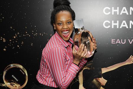 Chanel Chance Eau Vive Pop-up Launch