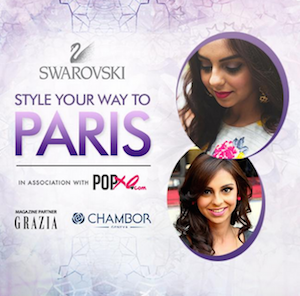 Style Your Way to Paris with Swarovski
