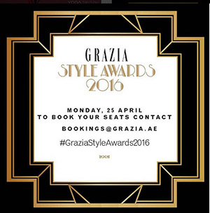 Grazia Style Award - 9th edition
