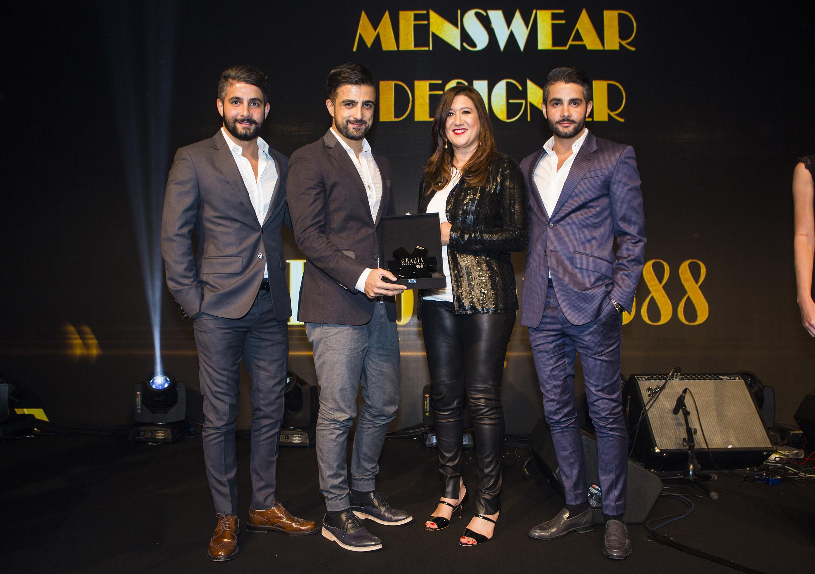 Grazia Style Awards 2016  .