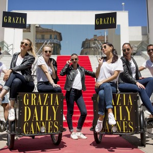 GRAZIA DAILY CANNES 2016 AND THE NEW APP