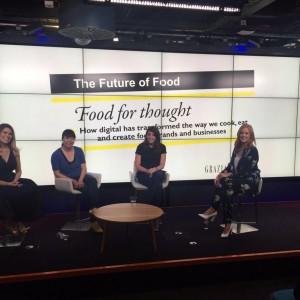 THE FUTURE OF FOOD: GRAZIA GOOGLE EVENT