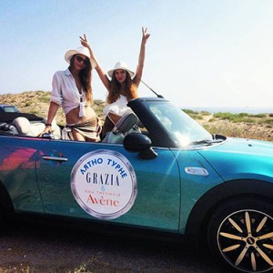 GRAZIA AND AVENE SUMMER TOUR