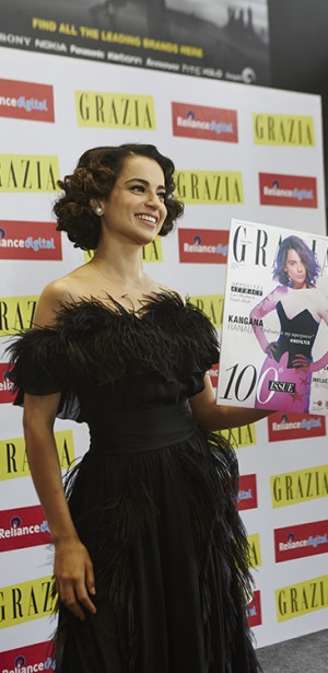 GRAZIA 100th ISSUE