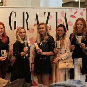 GRAZIA AND BANANA REPUBLIC COMPETITION