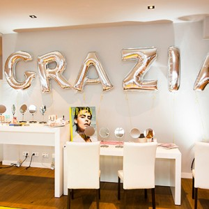 GRAZIA BEAUTY TALK