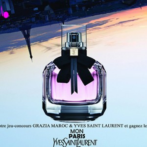 WIN THE NEW YSL PERFUME WITH GRAZIA