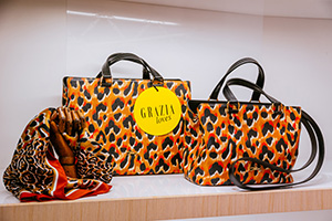 GRAZIA AND LONGCHAMP: SUCCESSFULLY TOGETHER