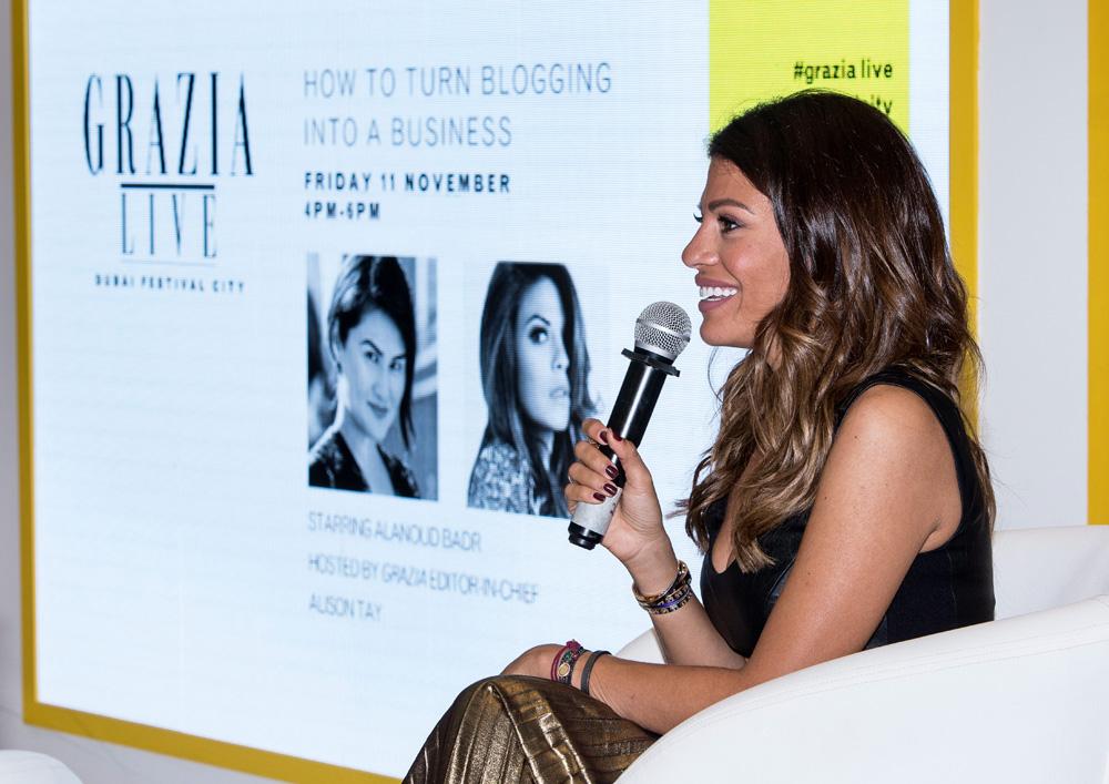 Grazia Live Event