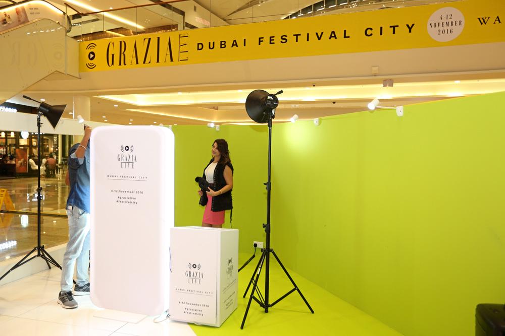 Grazia Live,