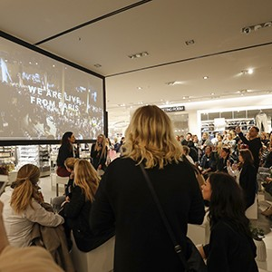 GRAZIA AND H&M STUDIO COLLECTION NIGHT SHOPPING
