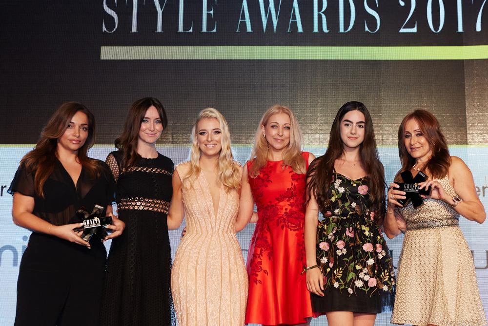 Grazia Style Awards 2017