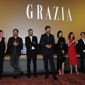 EXCLUSIVE MOVIE PREVIEW WITH GRAZIA