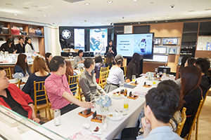 GRAZIA  AND MONTBLANC WORKSHOP