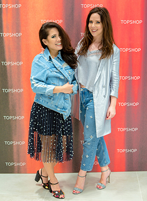 PREVIEW OF THE NEW TOPSHOP STORE