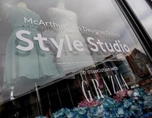 GRAZIA STYLE STUDIO WITH MCARTHURGLEN