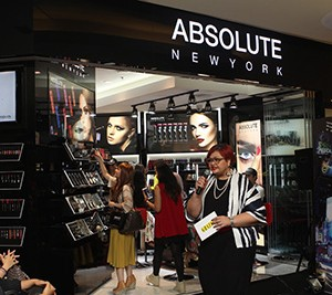 GRAZIA AND ABSOLUTE NEW YORK FOR THE FIRST TIME IN INDONESIA