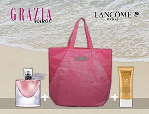 GRAZIA AND LANCOME CONTEST