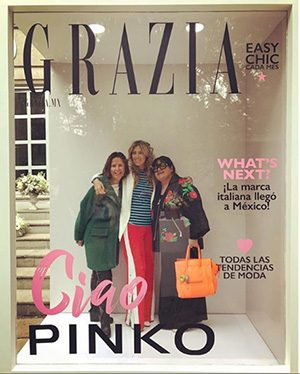 ITALIAN BREAKFAST WITH GRAZIA AND PINKO