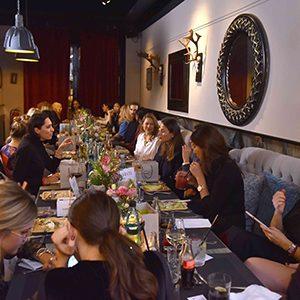 GRAZIA FUTURE DINNER WITH FOSSIL