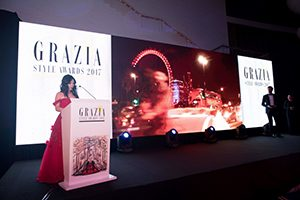 GRAZIA STYLE AWARDS WITH GUEST HOST OTTAVIO MISSONI