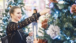 GRAZIA DESIGNER CHRISTMAS TREES