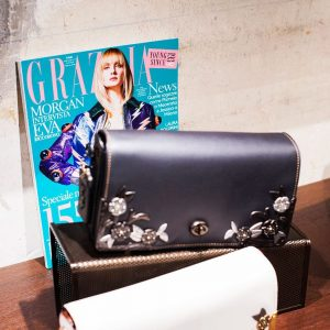 BE UNIQUE WITH COACH AND GRAZIA