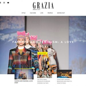 GRAZIAME.COM IS LIVE!
