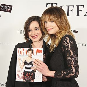 MOVIE PREVIEW WITH GRAZIA AND TIFFANY&CO.