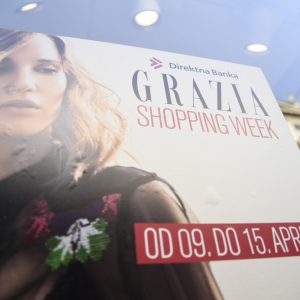 GRAZIA SHOPPING WEEK