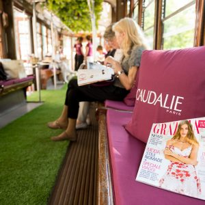 DISCOVER THE BEAUTY SECRETS WITH GRAZIA AND CAUDALIE