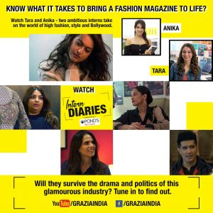 Grazia Intern Diaries: the new Grazia web series!