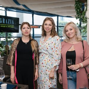 GRAZIA BRAND BREAKFAST