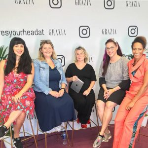 Grazia x Instagram: panel discussion