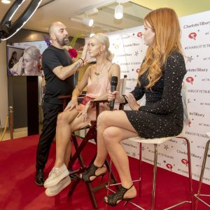 Grazia & Charlotte Tilbury Beauty Masterclass