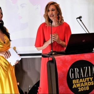 Grazia Beauty Awards: Gala dinner