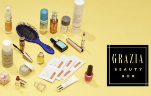 Exclusive beauty panel for the launch of Grazia Beauty Box