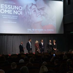 "EXCLUSIVE MOVIE PREVIEW ""NESSUNO COME NOI"" WITH GRAZIA"