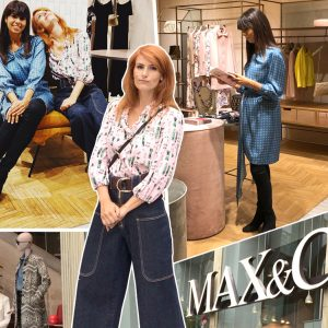 "GRAZIA AND MAX & CO. ""MAX UP YOUR WARDROBE"""