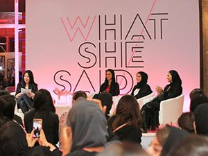 "GRAZIA AND W HOTELS BRING ""WHAT SHE SAID"" SERIES TO QATAR!"
