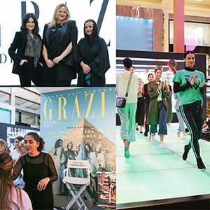 GRAZIA AT MODEST FASHION & BEAUTY WEEKEND