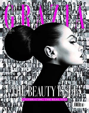 GRAZIA'S REAL BEAUTY REVOLUTION