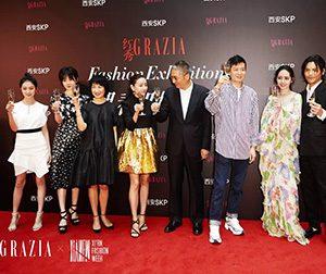 GRAZIA AND XI'AN INTERNATIONAL FASHION WEEK
