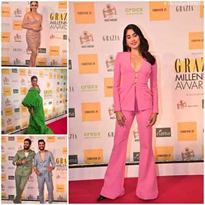 GRAZIA MILLENIAL AWARDS 2019
