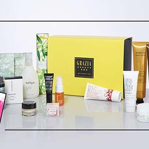 "GRAZIA AND THE ""BEST IN BEAUTY"" BOX"